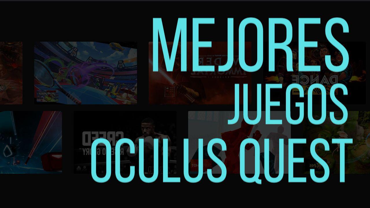mejores juegos oculus quest