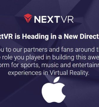 Apple compra nextvr gafas