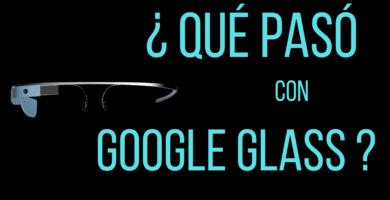 que paso con google glass