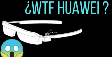 gafas inteligentes de huawei con camara pop up