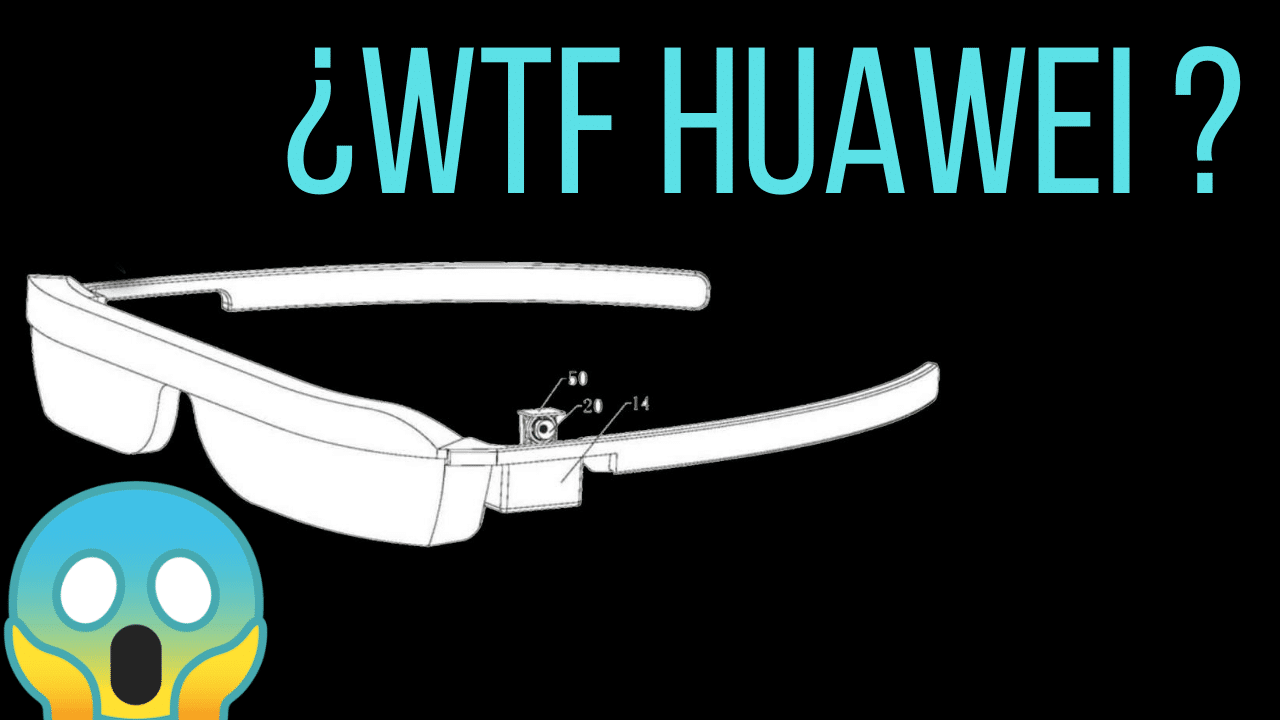 gafas inteligentes de huawei con camara pop up
