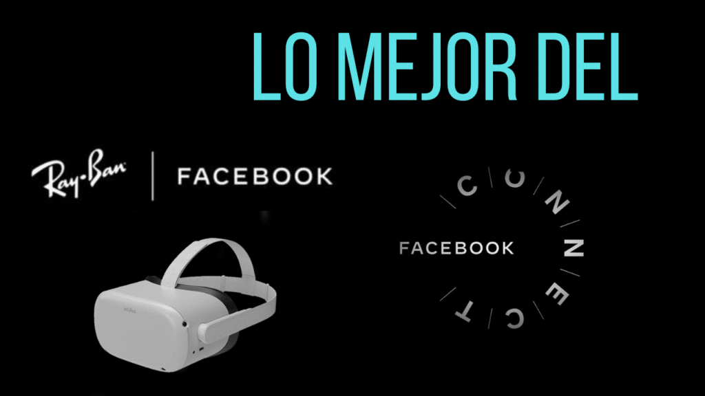 facebook connect gafas inteligentes realidad aumentada oculus quest 2