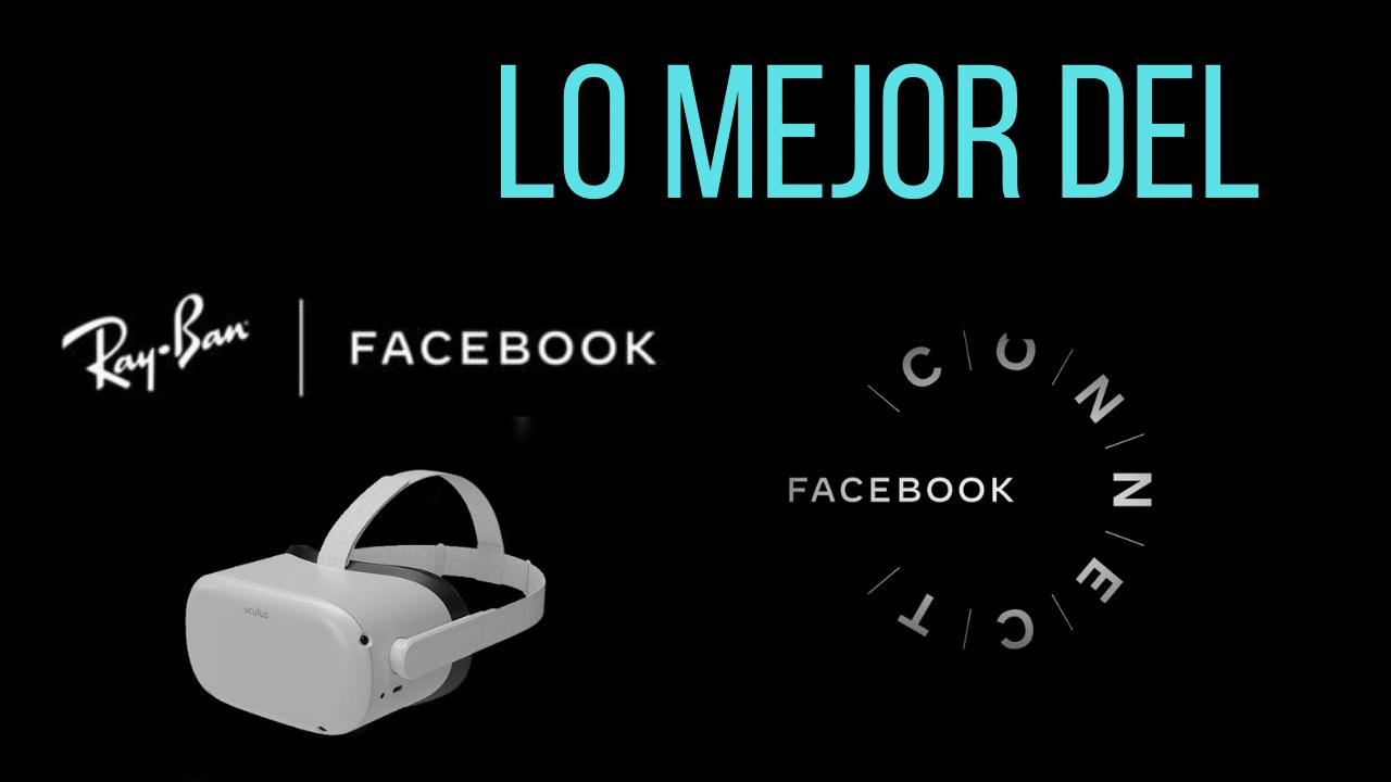 facebook connect gafas inteligentes realidad aumentada oculus quest 2