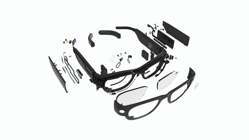 project aria gafas inteligentes realidad aumentada facebook
