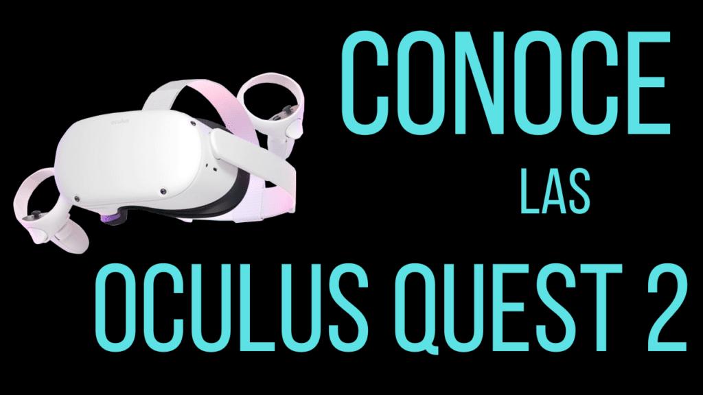 oculus quest 2 caracteristicas donde comprar precio