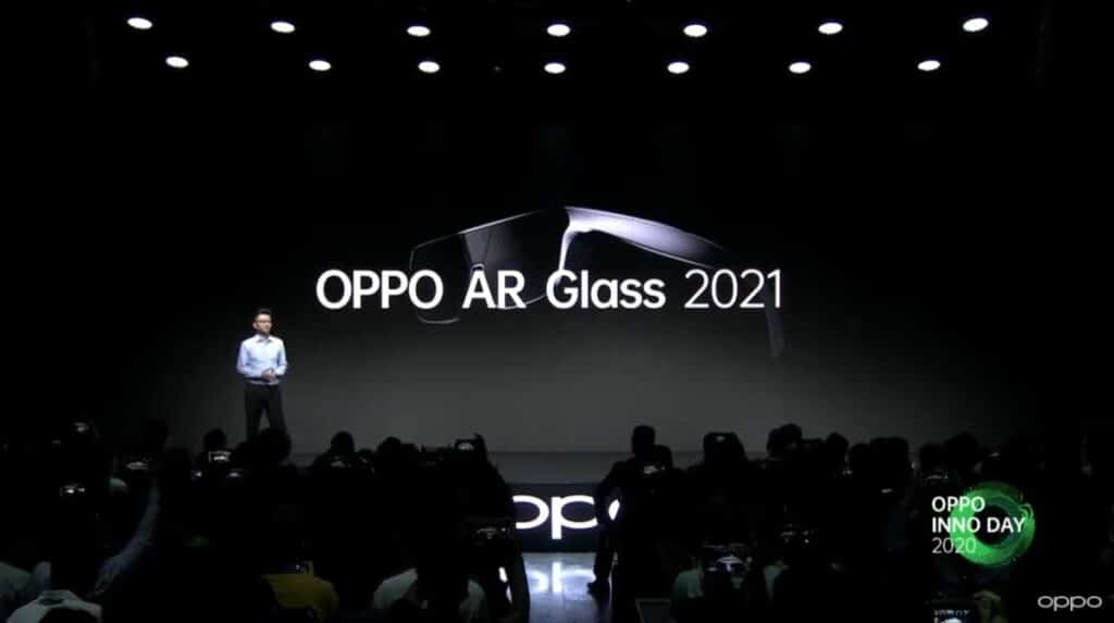 gafas inteligentes de oppo que saldran en 2021 ar glass