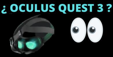 oculus quest 3 español