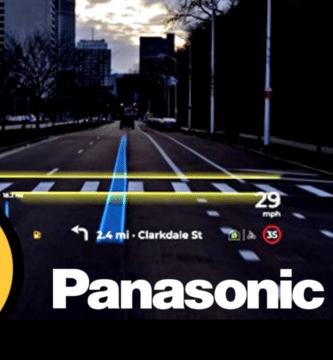 realidad aumentada en coches parabrisas