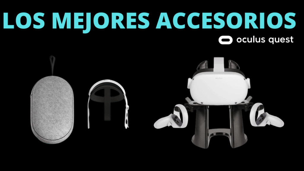 mejores accesorios para oculus quest 2