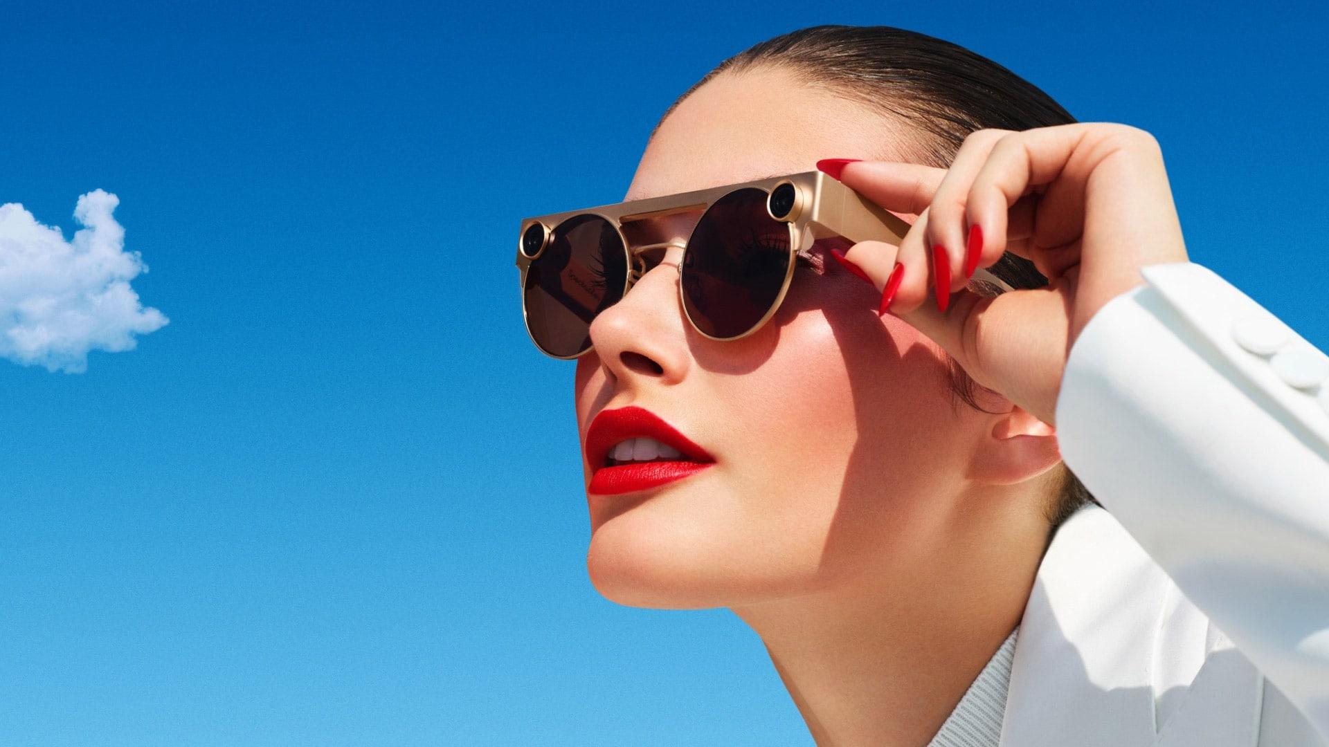 Snapchat Spectacles 4 gafas realidad aumentada