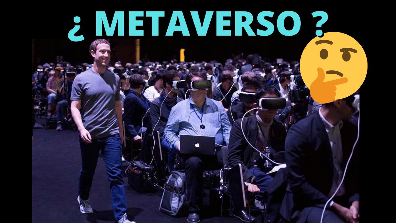 metaverso de facebook que es