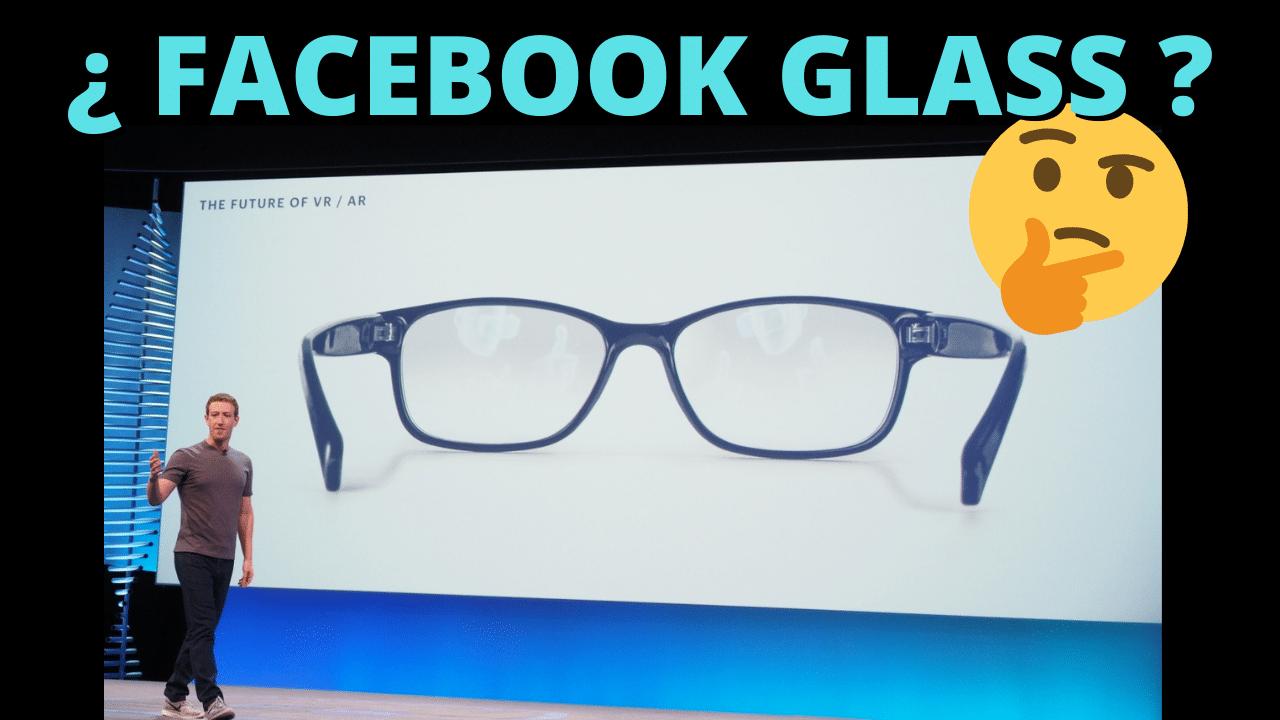 gafas inteligentes facebook