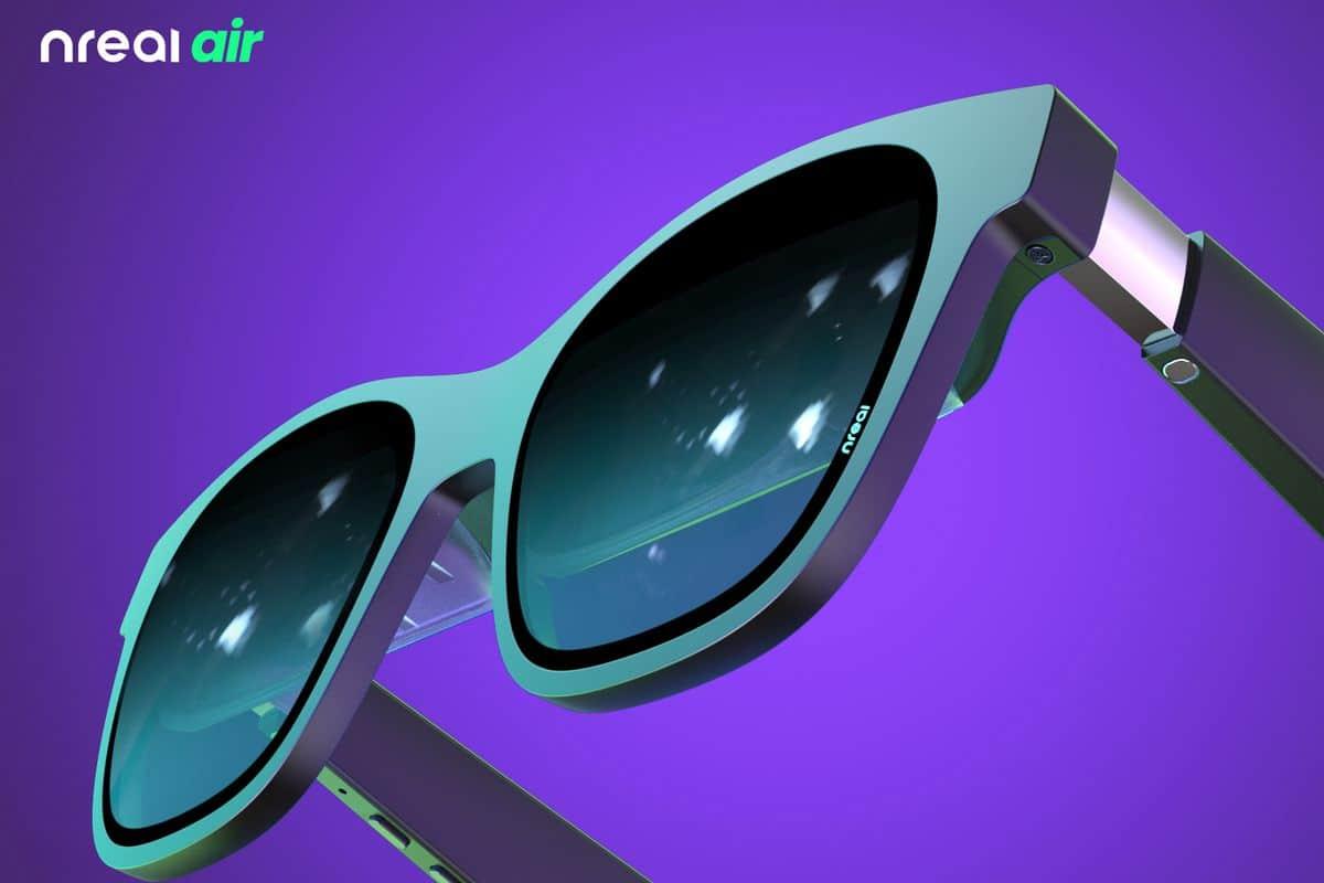 nreal air gafas realidad aumentada iphone